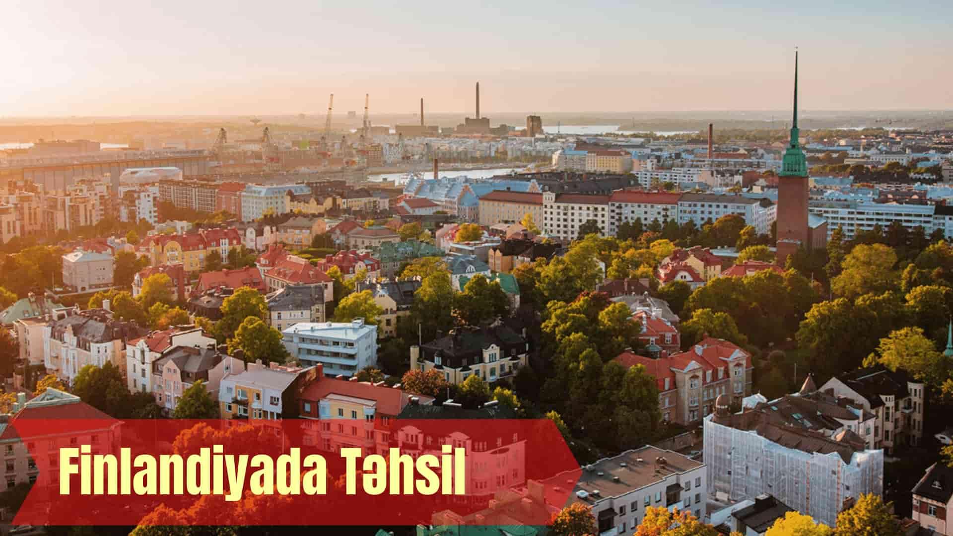 Finlandiyada tehsil