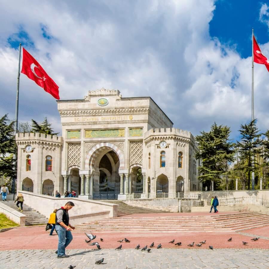 Türkiyədə təhsil almaq