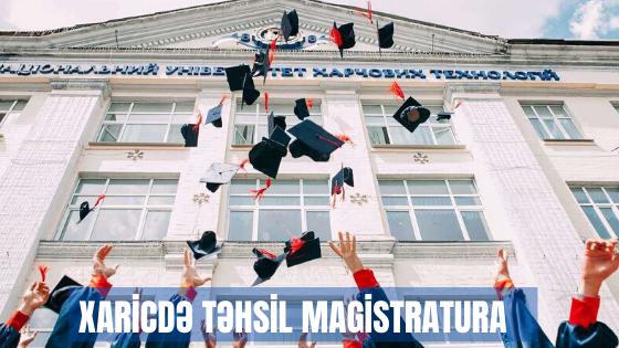 Xaricde tehsil magistratura