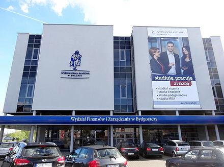 Varşav WSB Universitetləri